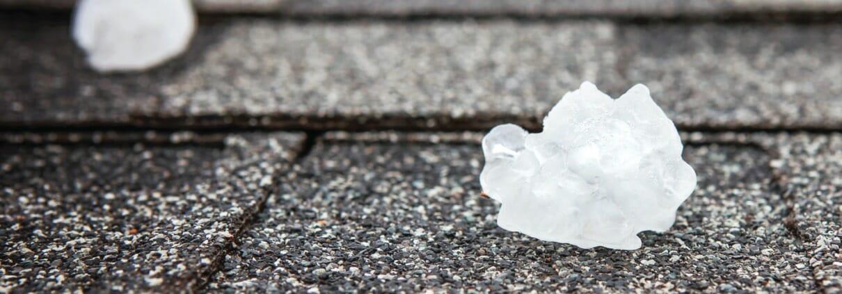 , Texas city slammed with tennis ball-sized hail