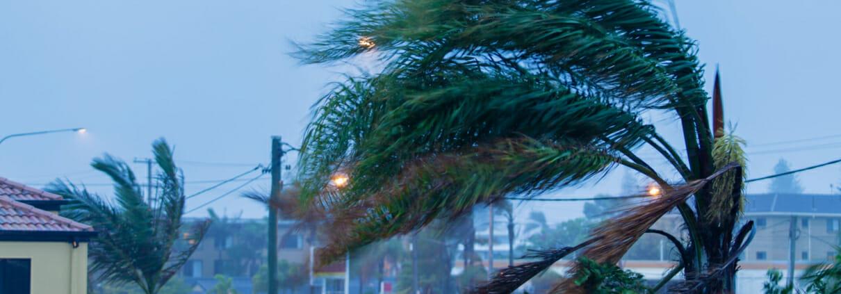 hurricane hanna insurance claim
