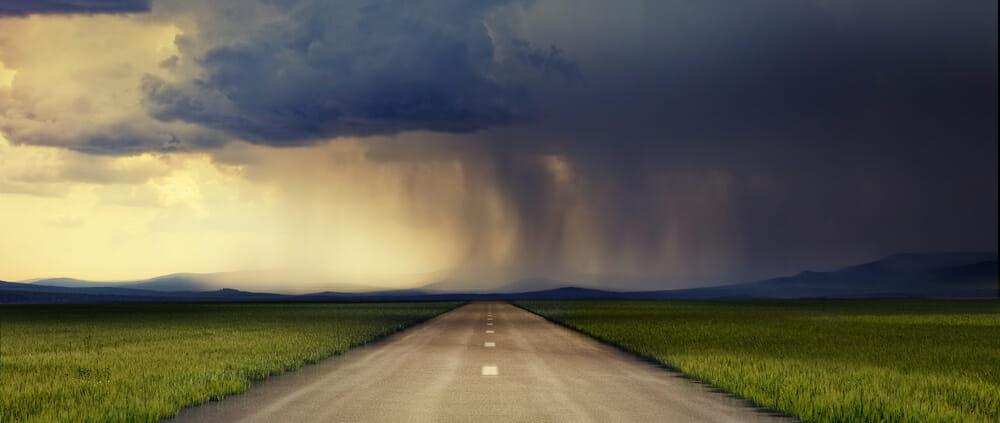 Tornado Tears Through Northwest Dallas, Texas