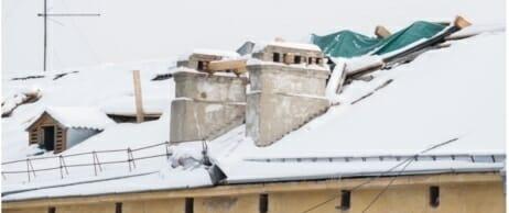 Winter Storm Damage, Winter Storm Damage